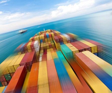 cargo laut